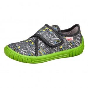 Dětská obuv Domácí obuv Superfit 5-00279-20 -  Na doma a do škol(k)y
