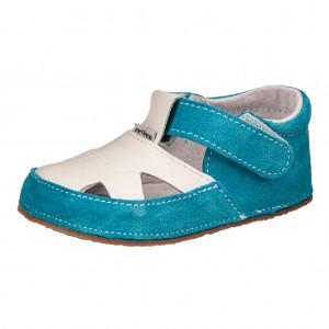 Dětská obuv Pegres 1096   /modré  *BF -  Sandály