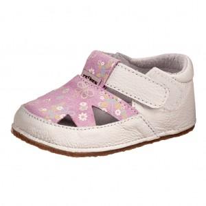Dětská obuv Pegres 1096   /růž květ  *BF -  Sandály