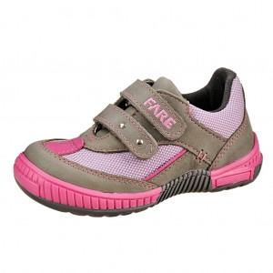Dětská obuv FARE 814163 TEX  /růžová - Boty a dětská obuv