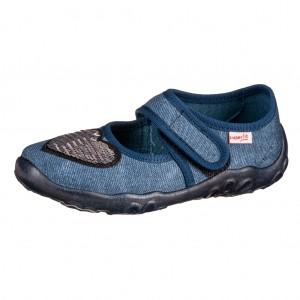 Dětská obuv Domácí obuv Superfit 5-00280-80   WMS M IV - Boty a dětská obuv
