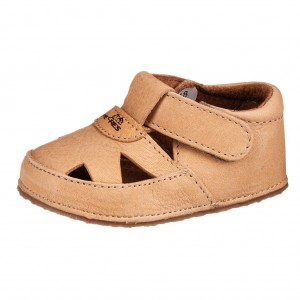 Dětská obuv Pegres B 1096   /béžové *BF -  Sandály