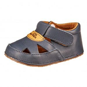Dětská obuv Pegres B 1096   /modré *BF -  Sandály