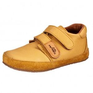 Dětská obuv Pegres B1407  /žlutá *BF - Boty a dětská obuv