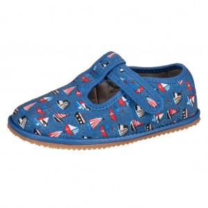 Dětská obuv Domácí obuv PROTETIKA RAVEN  /blue *BF -  Na doma a do škol(k)y