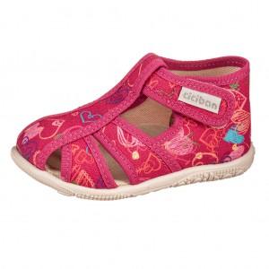 Dětská obuv Domácí obuv Ciciban RYANA -  Na doma a do škol(k)y