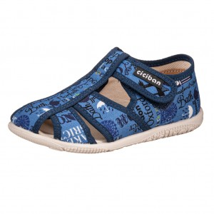 Dětská obuv Domácí obuv Ciciban BREXI -  Na doma a do škol(k)y