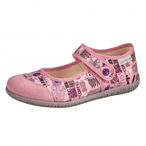 Dětská obuv Domácí obuv Ciciban SHILA -  Na doma a do škol(k)y