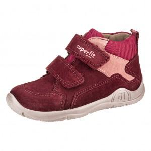 Dětská obuv Superfit 5-09418-50  WMS W V - Boty a dětská obuv