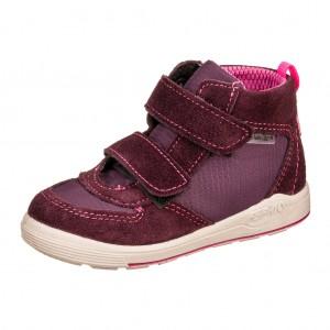 Dětská obuv Ricosta RORY  /plum  WMS W - Boty a dětská obuv