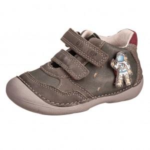Dětská obuv D.D.Step  015-182 Dark Grey *BF -  Celoroční