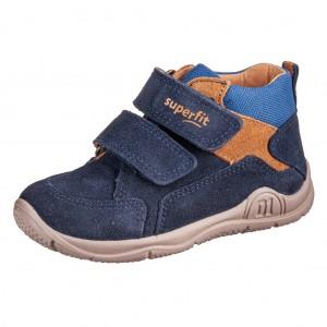 Dětská obuv Superfit 5-09418-80  WMS W V - Boty a dětská obuv