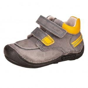 Dětská obuv D.D.Step  018-40A Dark Grey *BF -  Celoroční