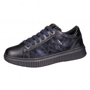 Dětská obuv GEOX J Discomix G   /black - Boty a dětská obuv