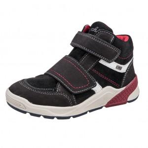 Dětská obuv Lurchi Ron-TEX  /black WMS W - Boty a dětská obuv