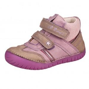 Dětská obuv D.D.Step  050-8M Mauve -  Celoroční