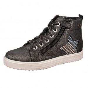 Dětská obuv Lurchi Ila-Sympatex  /black - Boty a dětská obuv