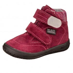 Dětská obuv Jonap B3SV vínové  *BF - X...SLEVY  SLEVY  SLEVY...X