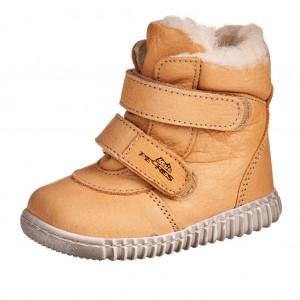 Dětská obuv Pegres B1706 zimní béžové s.z. *BF - Boty a dětská obuv