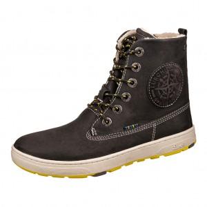 Dětská obuv Lurchi Doug-tex  /black WMS W - Boty a dětská obuv