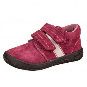Dětská obuv Jonap B1SV vínové  *BF -  Celoroční