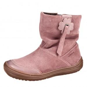 Dětská obuv GEOX J Hadriel G  /lt. prune -  Celoroční