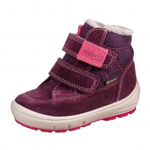 Dětská obuv Superfit 5-09314-90 GTX - Zimní