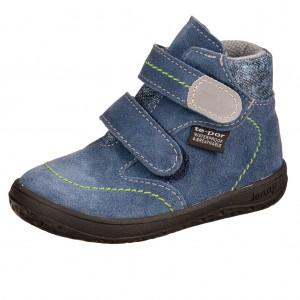 Dětská obuv Jonap B3SV modré  *BF -  Celoroční