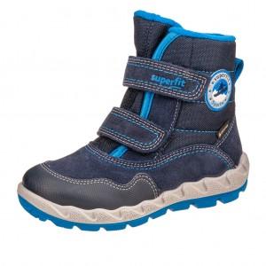 Dětská obuv Superfit 5-09013-81  GTX  WMS W V - Zimní