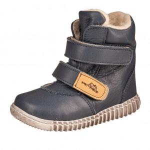 Dětská obuv Pegres B1706 zimní modré s.z. *BF - Boty a dětská obuv