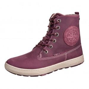Dětská obuv Lurchi Doug-tex  /lt.purple  WMS W - Boty a dětská obuv