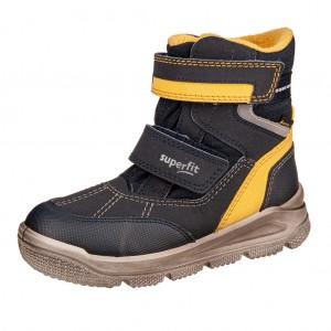 Dětská obuv Superfit 5-09077-80 GTX WMS M IV - Zimní