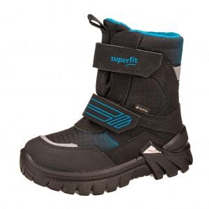 Dětská obuv Superfit 5-09405-01 GTX  WMS M IV -  Zimní
