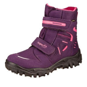 Dětská obuv Superfit 5-09080-90 GTX  WMS M IV -  Zimní