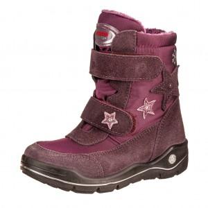Dětská obuv Ricosta GLORIA  /merlot  WMS M - Boty a dětská obuv