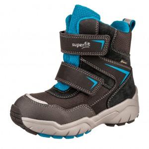 Dětská obuv Superfit 5-09170-01 GTX  WMS W VI -  Zimní