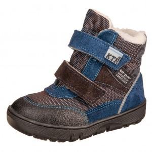Dětská obuv KTR K006   /šedá - Boty a dětská obuv
