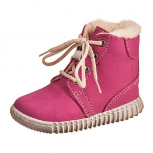 Dětská obuv Pegres 1705 zimní růžové *BF - Boty a dětská obuv