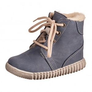 Dětská obuv Pegres 1705 zimní modré *BF - Boty a dětská obuv