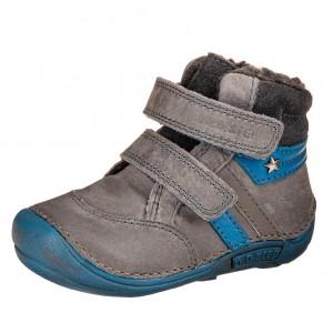 Dětská obuv D.D.Step 018-41A  Grey -  Zimní