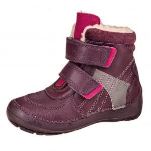 Dětská obuv D.D.Step  023-804CM Violet -  Zimní