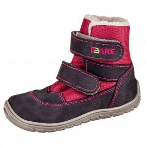 Dětská obuv FARE BARE 5141291  *BF -  Zimní
