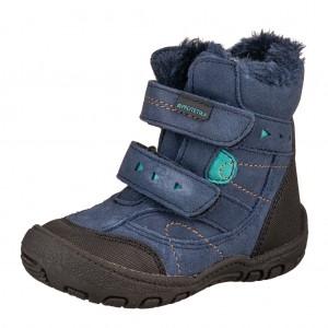 Dětská obuv Protetika LAROS navy -  Zimní