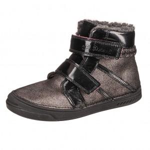 Dětská obuv D.D.Step  040-446L Black -  Zimní