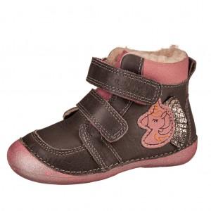 Dětská obuv D.D.Step 015-189D  Grey -  Zimní