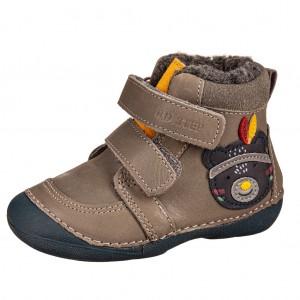 Dětská obuv D.D.Step 015-189  Grey -  Zimní