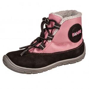 Dětská obuv FARE BARE 5143251  *BF -  Zimní