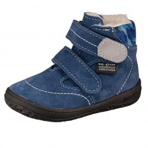 Dětská obuv Jonap B5SV modré *BF -  Zimní