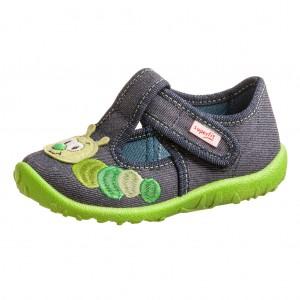 Dětská obuv Domácí obuv Superfit 6-09256-80   MIII - Boty a dětská obuv