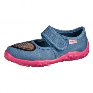 Dětská obuv Domácí obuv Superfit 6-00280-85   WMS M IV - Boty a dětská obuv